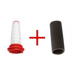 Bosch Athlet Filter and Foam