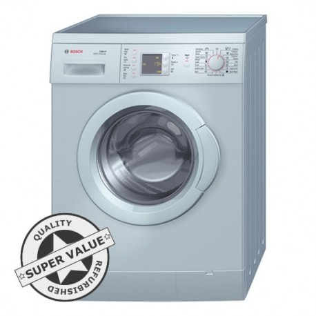 Super Value - Quality Refurbished Washing Machine (Silver)