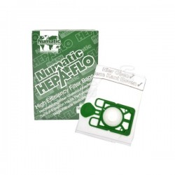Numatic  3 Layer Hepaflo Filter Dust Bag (10 pck)