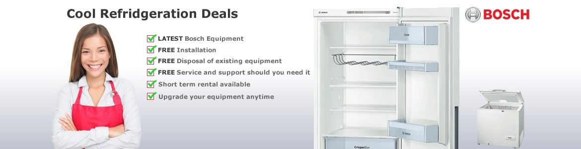 Fridge & Freezer Rental